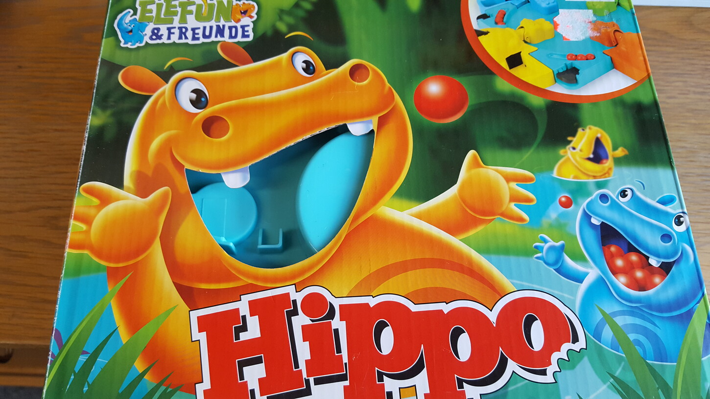 Hippo (Freitag, 07. April 2017 - Physisch)