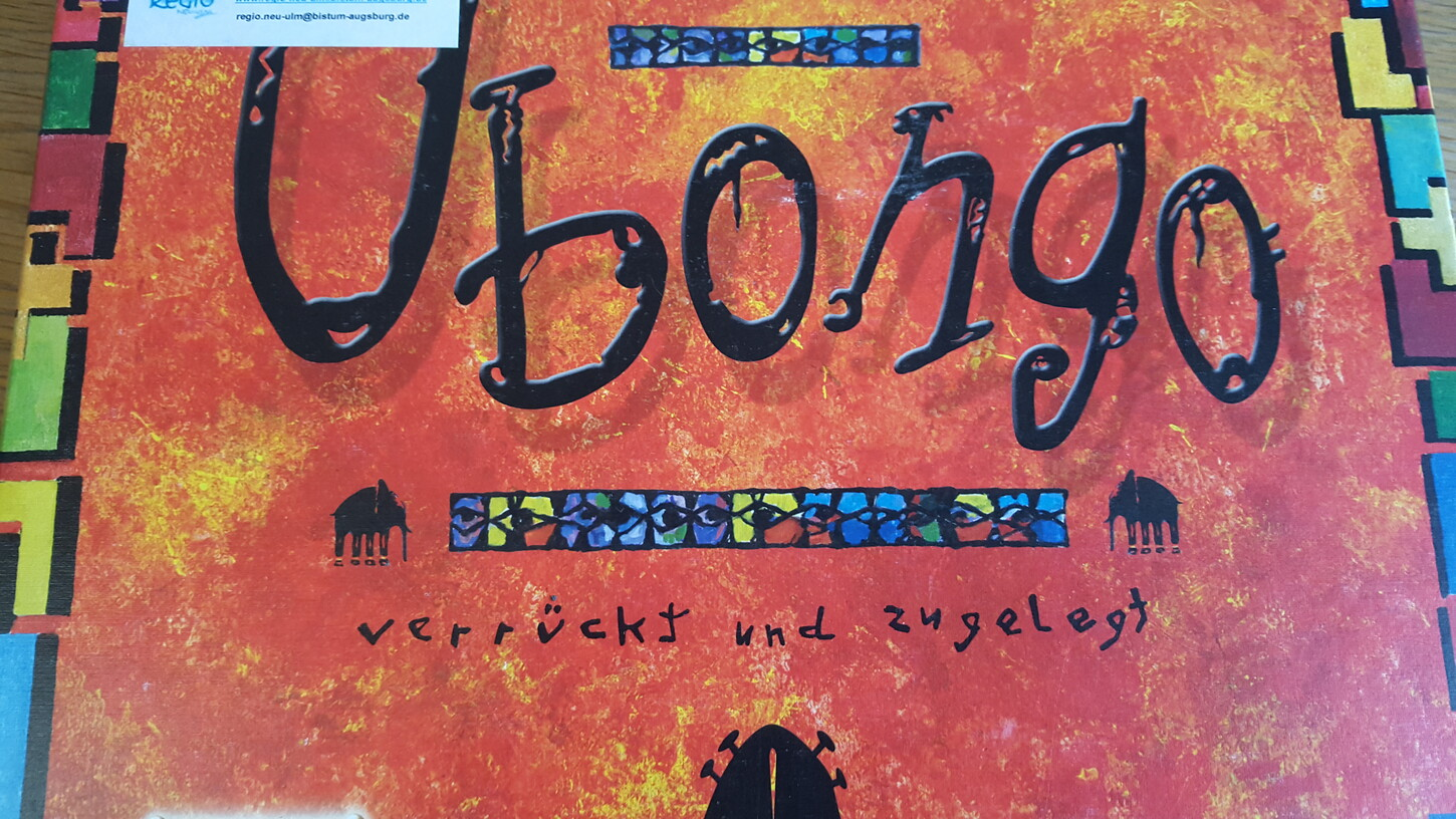 Ubongo (Freitag, 07. April 2017 - Physisch)
