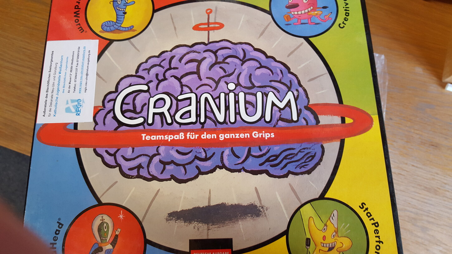 Cranium (Freitag, 07. April 2017 - Physisch)