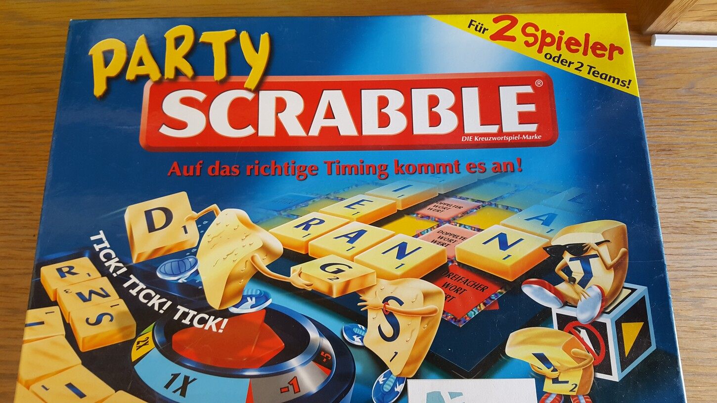 Party Scrabble (Freitag, 07. April 2017 - Physisch)